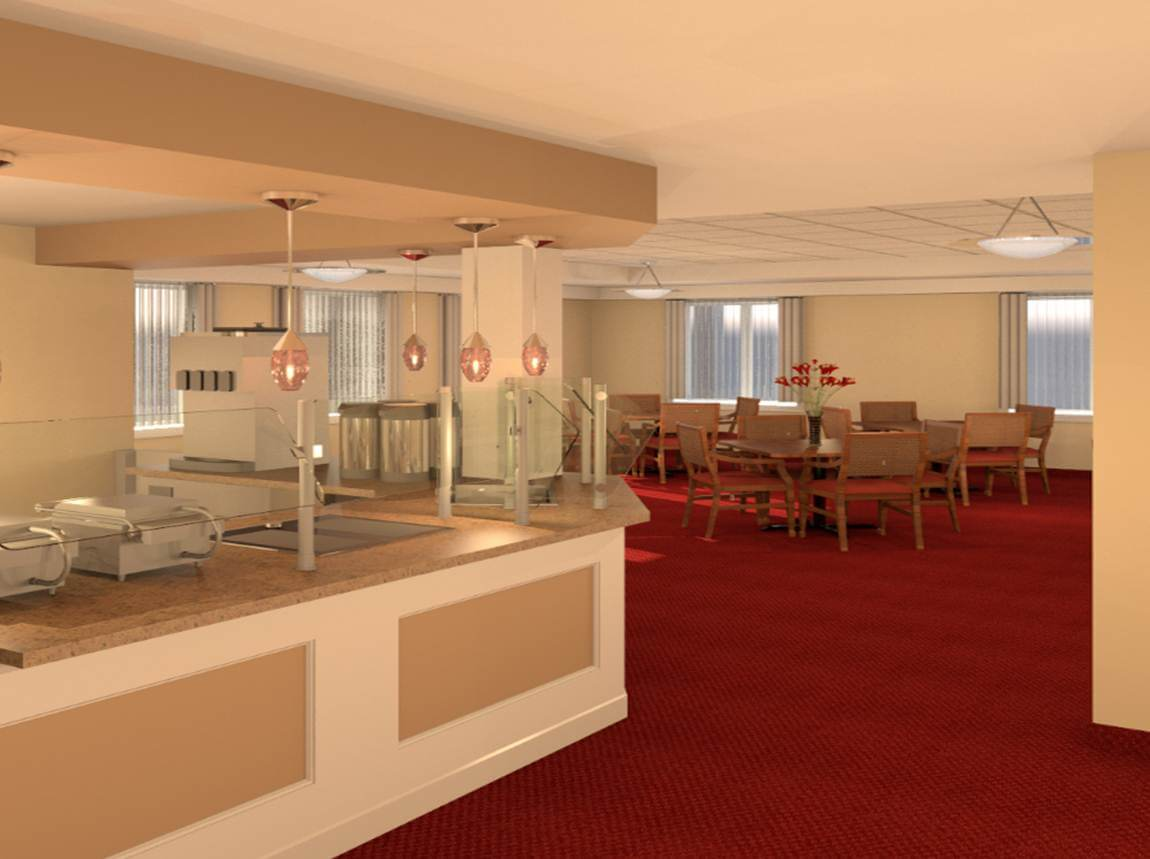Additional Cafe Planned for Proctor Endowment Home